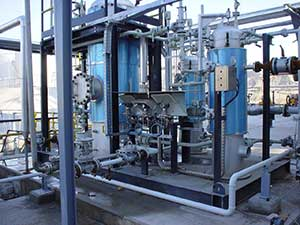 Amine Filtration Skid