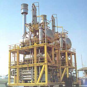 Gas Dehydration Unit