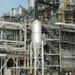 Decoking Gas Cycclone